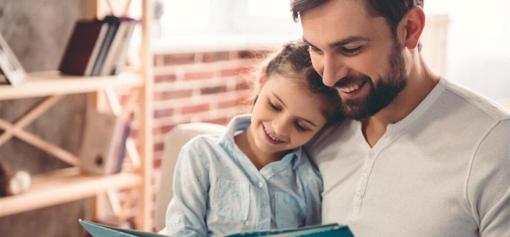 Isad avaldavad lastele emadest erinevat mõju vähemalt neljal viisil