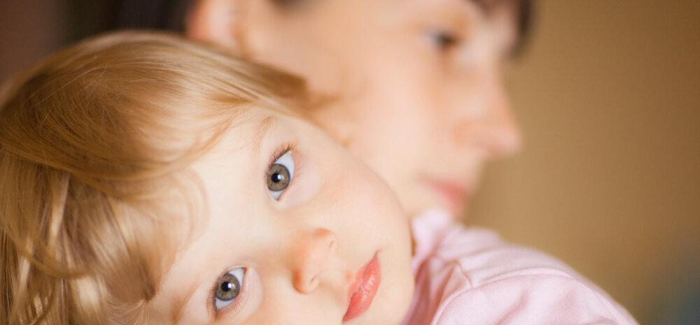 Lapseiga võib paika panna terve elu mustri