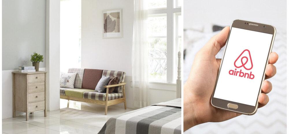 Сервис Airbnb будет передавать налоговикам данные о сдаче в аренду