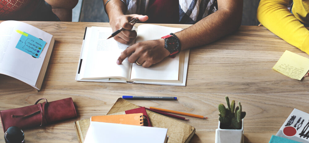 Kolm suurepärast viisi, kuidas täiustada oma õppimisoskuseid ja saada paremaid hindeid