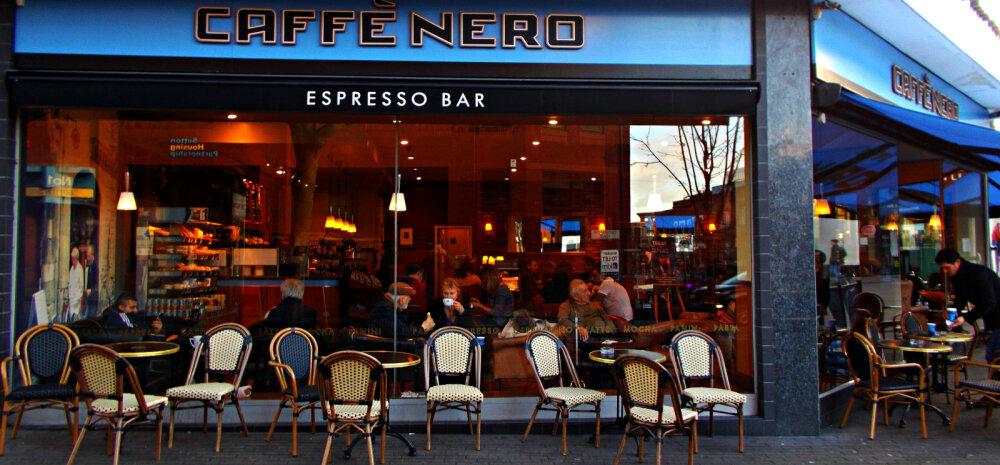 Kaasaegne jõuluturundus: kohvikukett toob üllatusküpsised huvitaval kujul klientideni