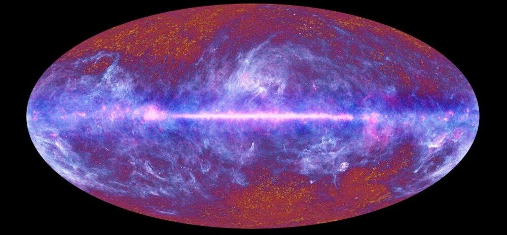 Plancki aastane vaatlus.