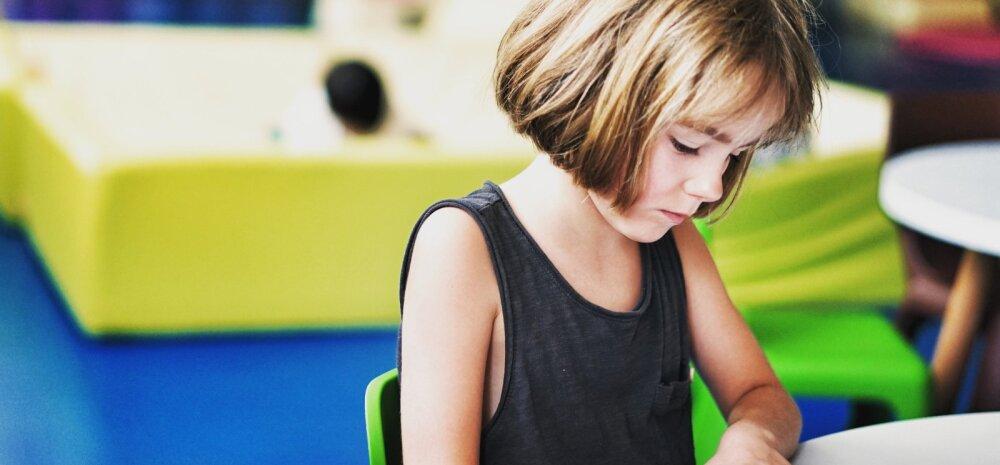 Psühholoog annab nõu: mida teha, kui laps ei taha kooli minna