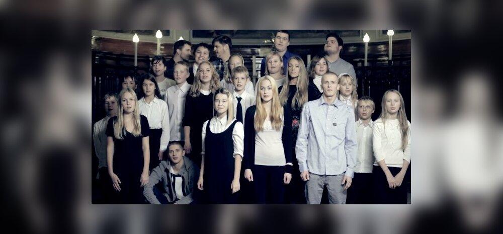 """Puhas vuuk R2 AH-l: Põhja-Tallinn riisus TOP 5s lausa kolm kohta! Adele """"Skyfall"""" võitis välismaistest!"""