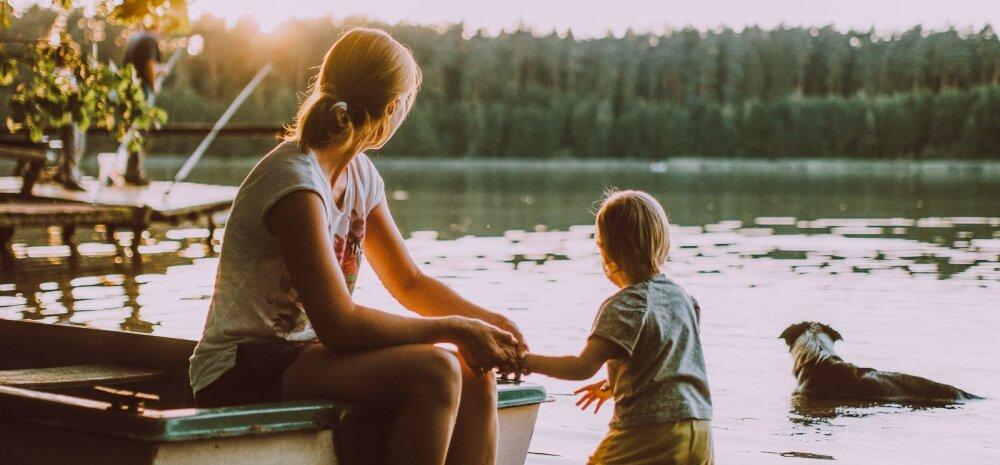 Mida sinu laps tegelikult just praegu sinult vajab