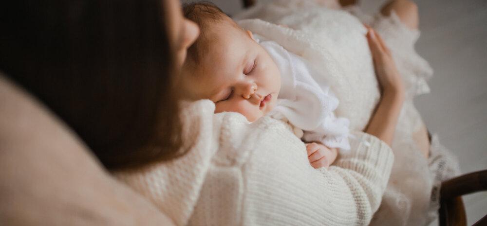 Sünnijärgsed hetked mõjutavad kogu tulevast elu