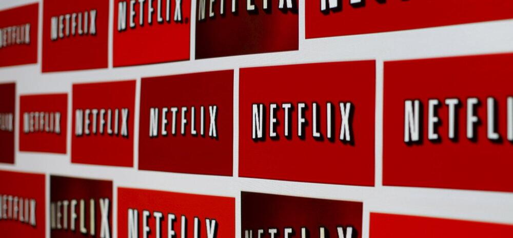 Unistuste töötkoht? Netflix palkab inimese, kelle tööks on vaadata sarju ja neid hinnata