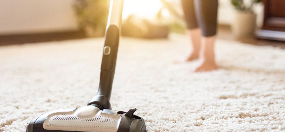 Kui tihti peaksid kodu tegelikult koristama?