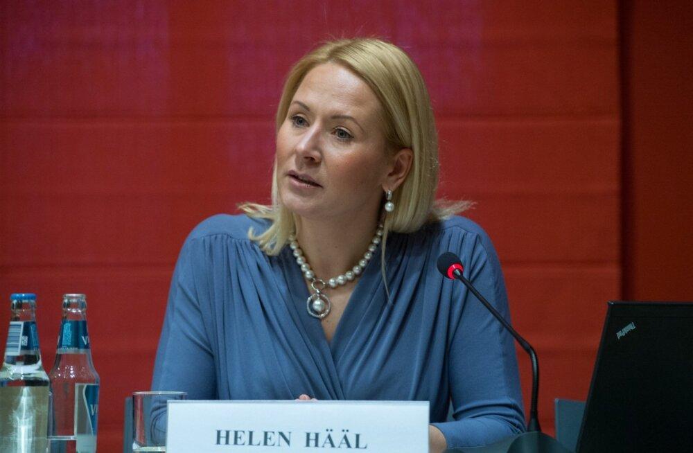 Advokaat Helen Hääl: kell tiksub... Kas Eesti tõesti ohverdab oma suveräänsuse?