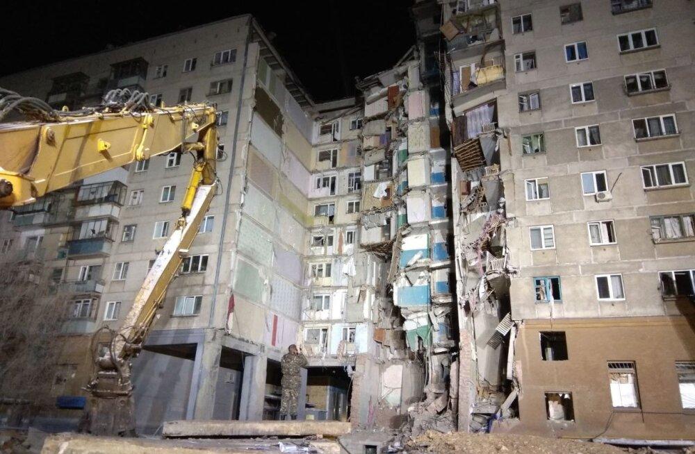 Magnitogorski majavaringu kõik ohvrid on tuvastatud, hukkus 39 inimest