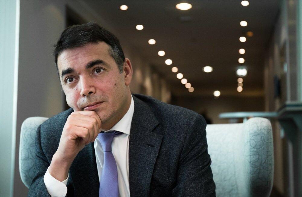Nikola Dimitrov ütleb, et Makedoonial on Eesti kogemustest paljugi õppida.