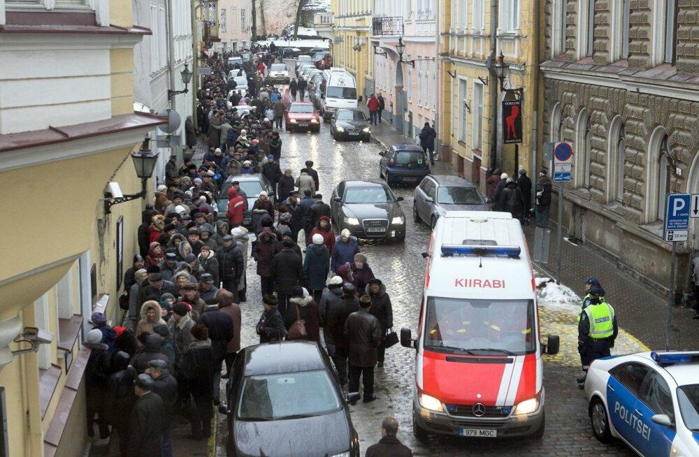 Vene Riigiduuma valimised Tallinnas