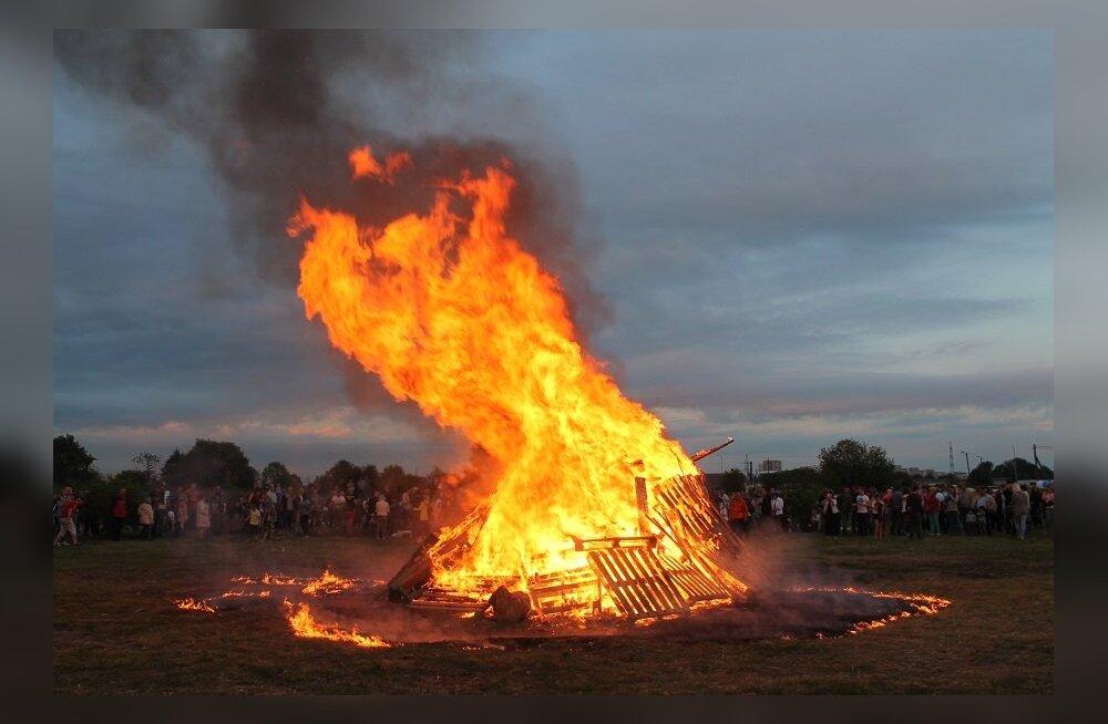 Не пропустите традиционный праздник Ивановой ночи в Ласнамяэ