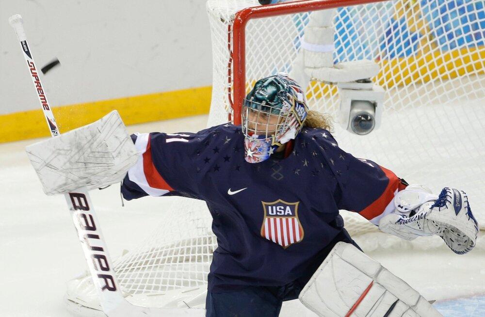 Cборная США бойкотирует домашний чемпионат мира по хоккею