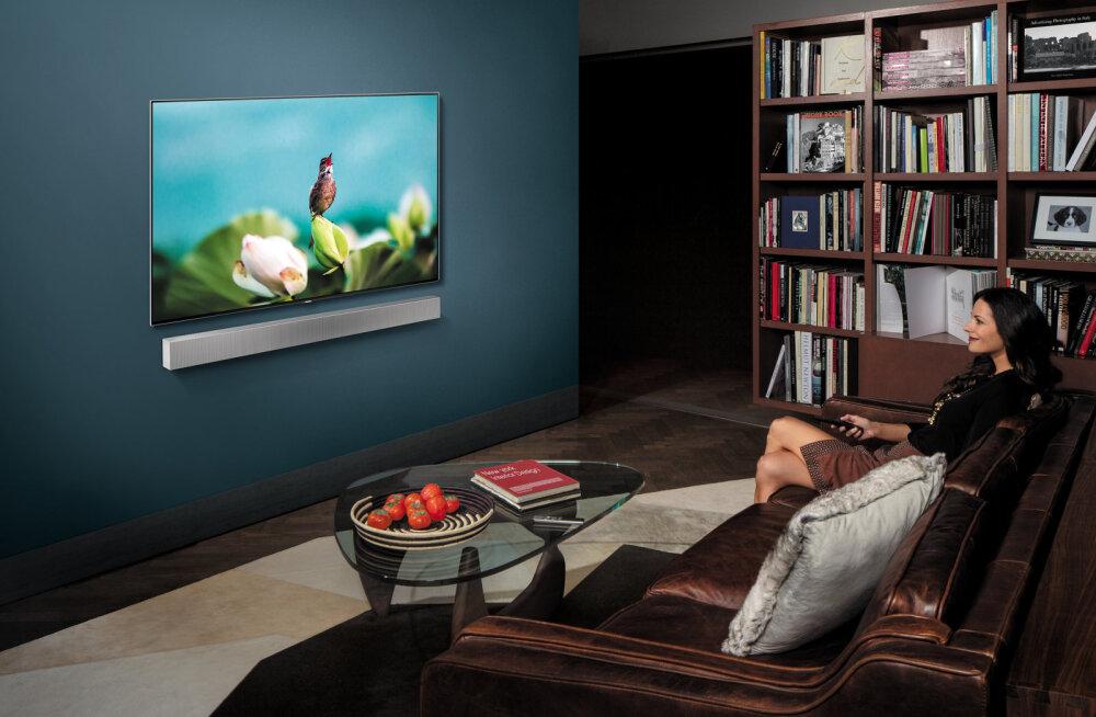 Kuidas muuta oma kodune teler tõeliseks meediakeskuseks