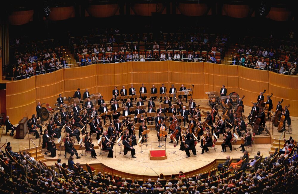Смотрите, кто выиграл билеты на концерт Симофонического оркестр Кёльнского радио