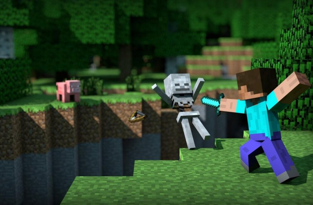 12-18. oktoober: uusi videomänge – Minecraft: Story Mode, The Talos Principle, Yoshi's Woolly World