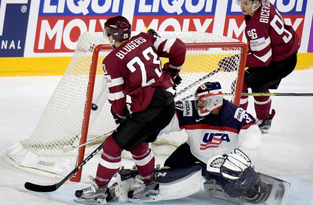 Läti vs USA