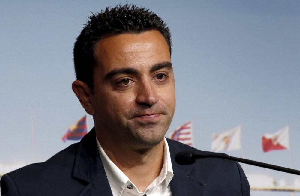 Xavi: Hispaania jalgpalliliit tegi õige otsuse!