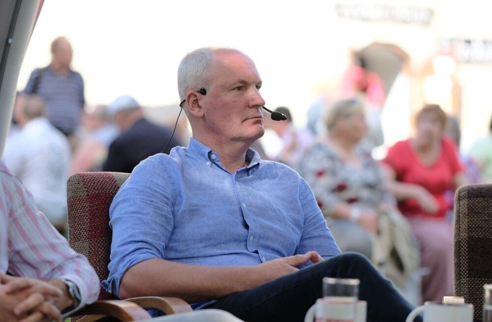 Mart Luik: ajakirjanike kursuste korraldamisega on Eesti 200 on võtnud päris nahaalse lähenemise