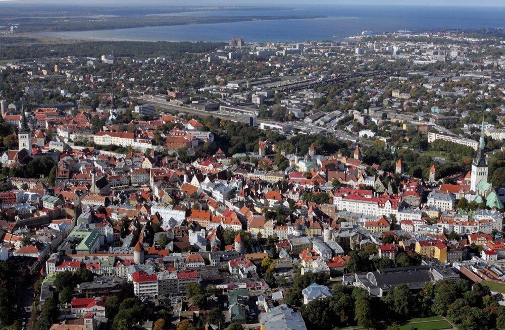 Käärid on kõnekad: suurlinnade korterite hinnavahe võimas