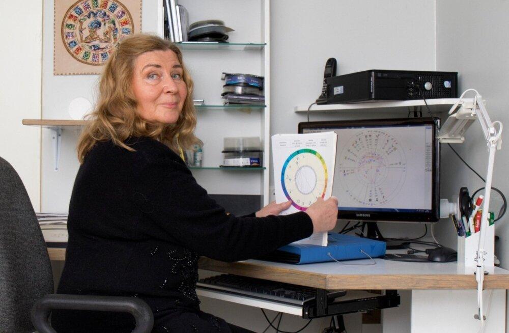 Астролог: планеты указывают на очень большие перемены в Эстонии в будущем году