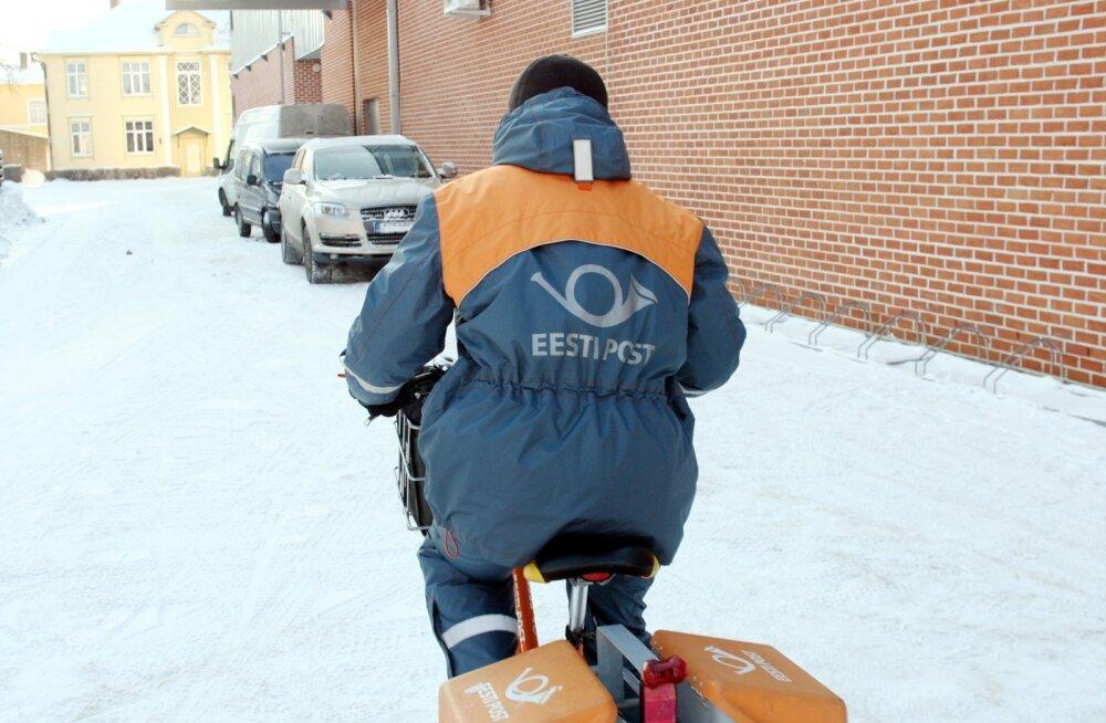 Lääne-Virumaa, Rakvere, Eesti Post, kojukanne