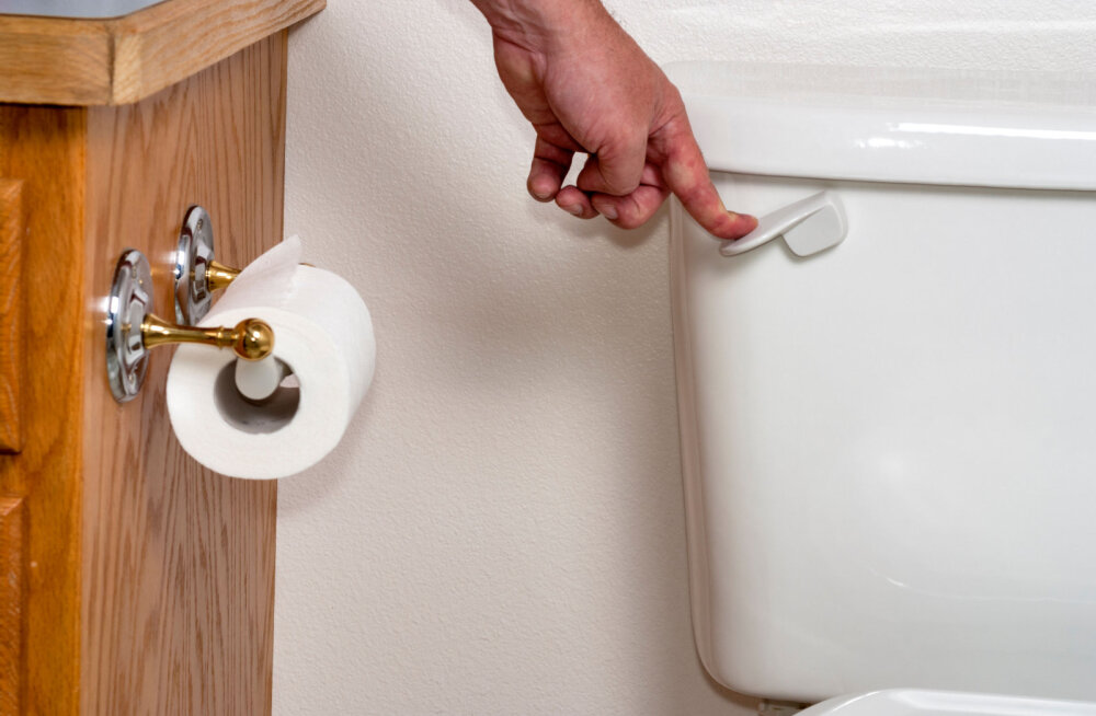 Tõsine mure: tallinlased kasutasid tualetti prügikastina mullusest pea poole rohkem