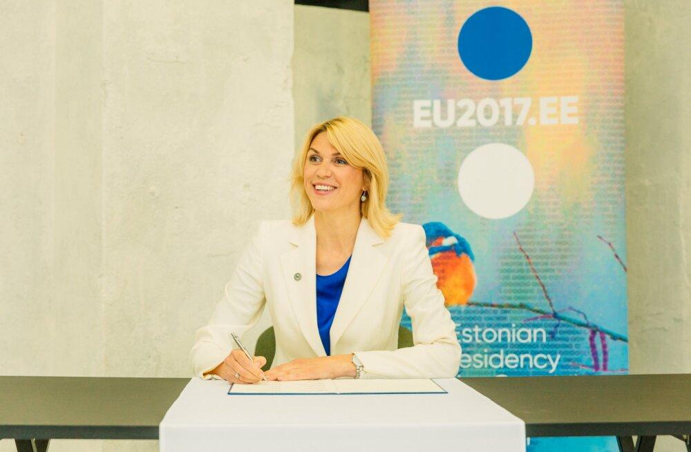 Ministrid allkirjastasid 5G deklaratsiooni: uue põlvkonna mobiilne internet on vajalik ja Euroopa peab seda saama!