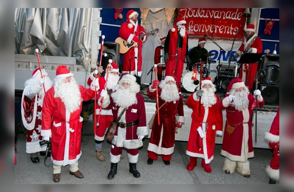 13 Jõuluvanade konverents