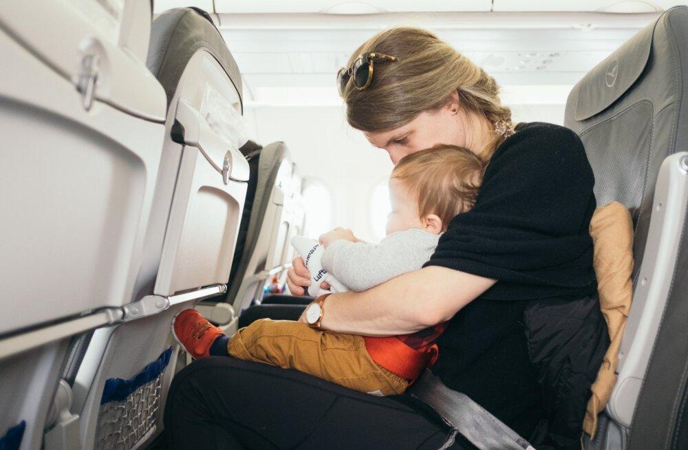 10 NIPPI | Kuidas lennureis lapsega valutult üle elada?