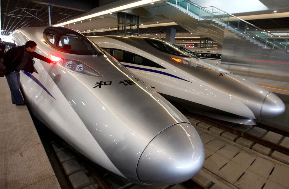 Rail Balticuga liiguti sammuke edasi