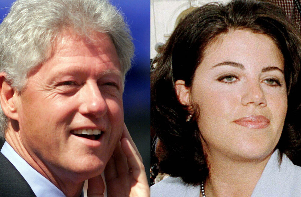 Bill Clinton ja Monica Lewinsky