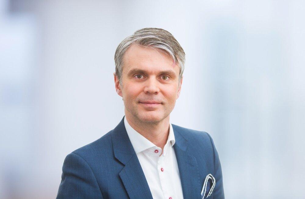 Redgate Capitali partner Aare Tammemäe.