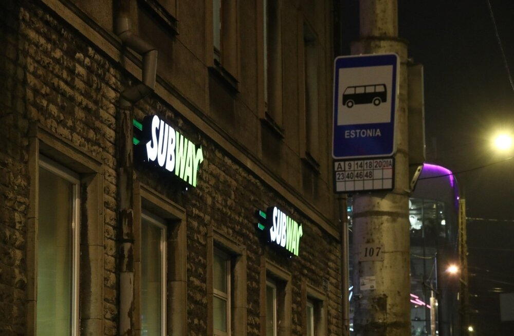 Очевидец бесчинства у Subway: там было много взрослых мужчин, но никто не вмешался