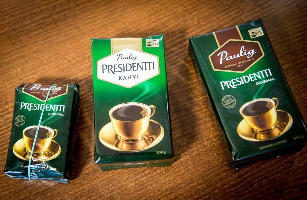Kohvipakid