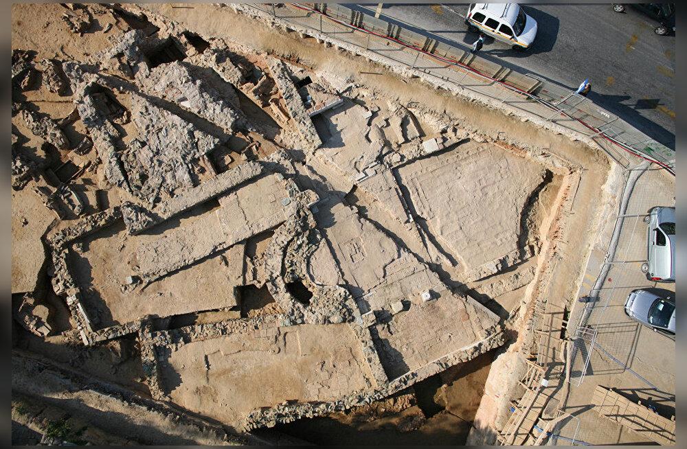В Греции найдена уникальная статуя Афродиты
