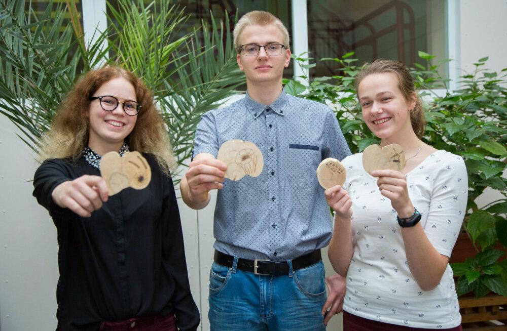 MEIE MAA | Saaremaa kadakast valmivad kuumaalused on kuum kaup
