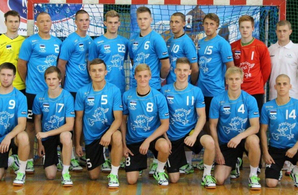 U20 käsipallikoondis