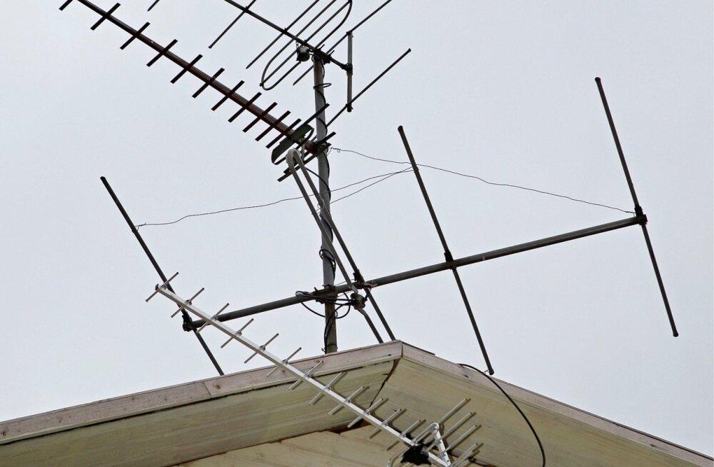 Sel nädalal võib antenni abil vaadatavat telepilti häirida ülilevi