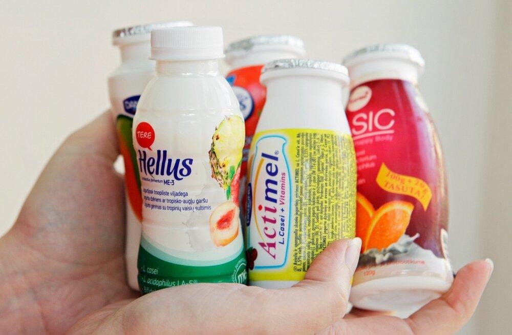 Kas probiootikumidest on üldse mingit kasu? Teadlased seavad tuntud toidulisandi reklaamitud toime sügava kahtluse alla