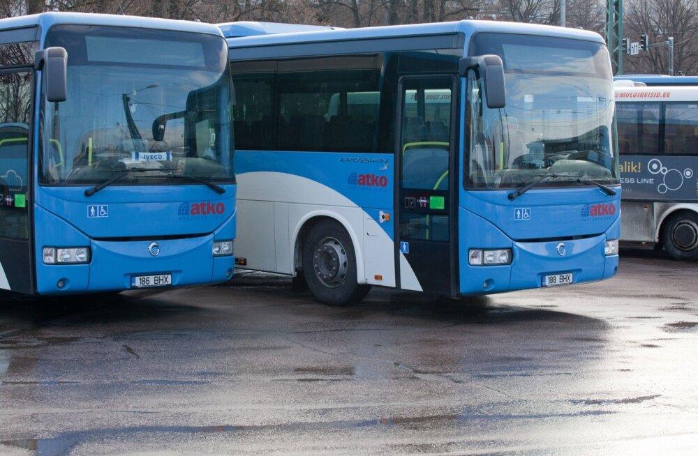 Kui umbsõlm ei lahene, tuleb Balti jaamast väljuvatele maakonnaliini bussidele pilet osta ka pärast 1. juulit.