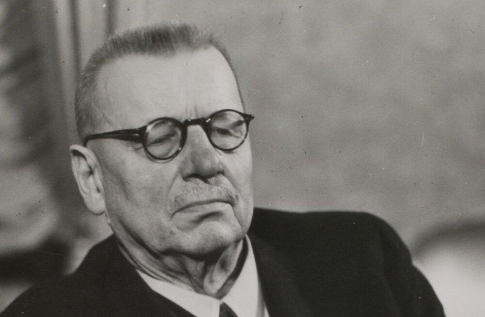 Stalin otsis juba 1949. aastal võimalust Soome presidendist Paasikivist lahti saada