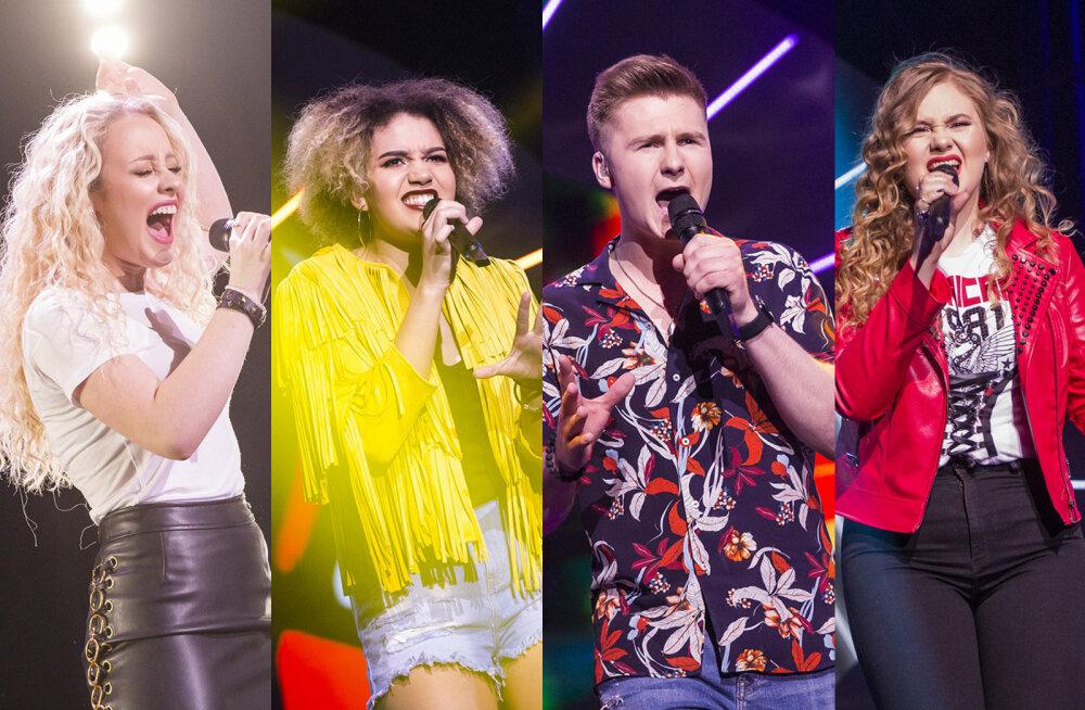 """Avicii, Justament ja Bruno Mars ehk """"Eesti otsib superstaari"""" toob pühapäeval ekraanile Power Hit Radio tantsulood ja eestikeelsed laulud!"""