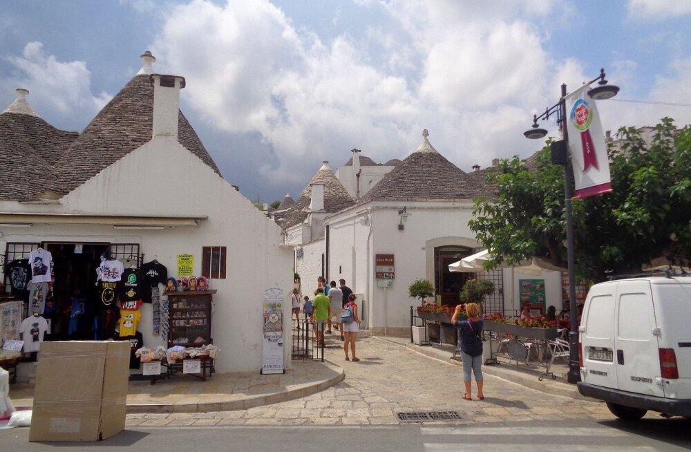 ФОТО читателя Delfi: Как герцогская скупость городок до ЮНЕСКО довела
