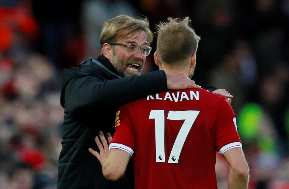 Liverpooli meeskond pääses keset hooaega Dubaisse minipuhkusele
