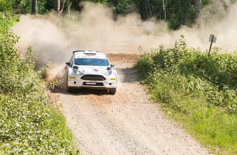 Rally Estonia 2018