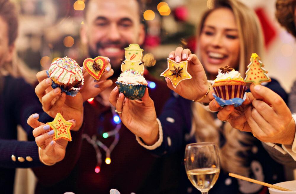 7 nippi, kuidas jõuluroogi nautides kehakaalu kontrolli all hoida