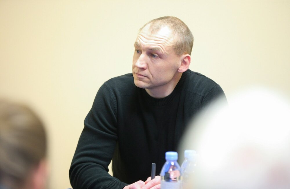 Eston Kohveri pressikonverents