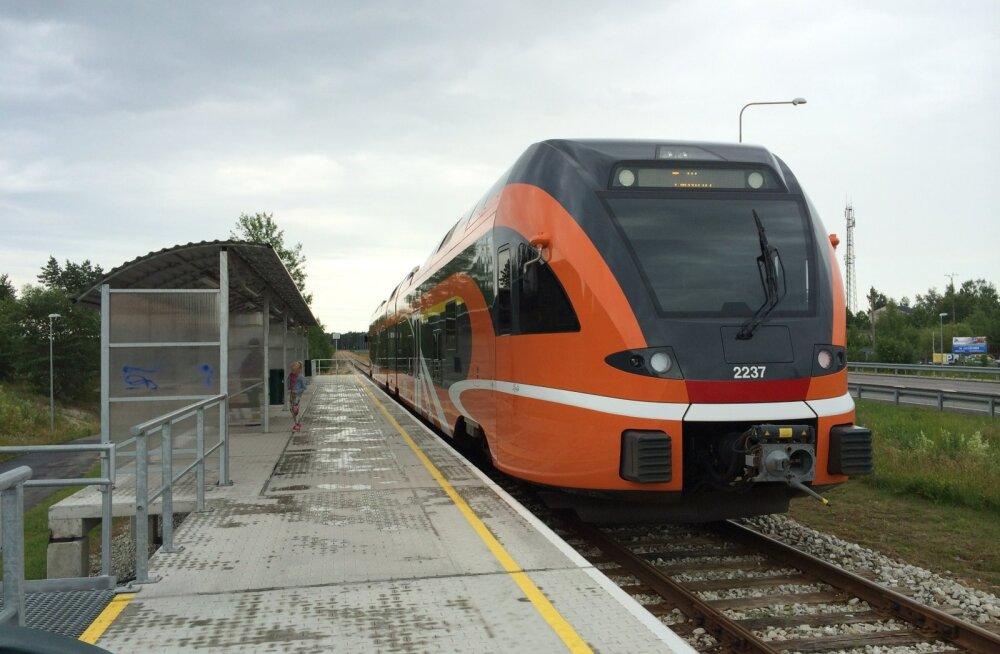 Pärnu rongijaam